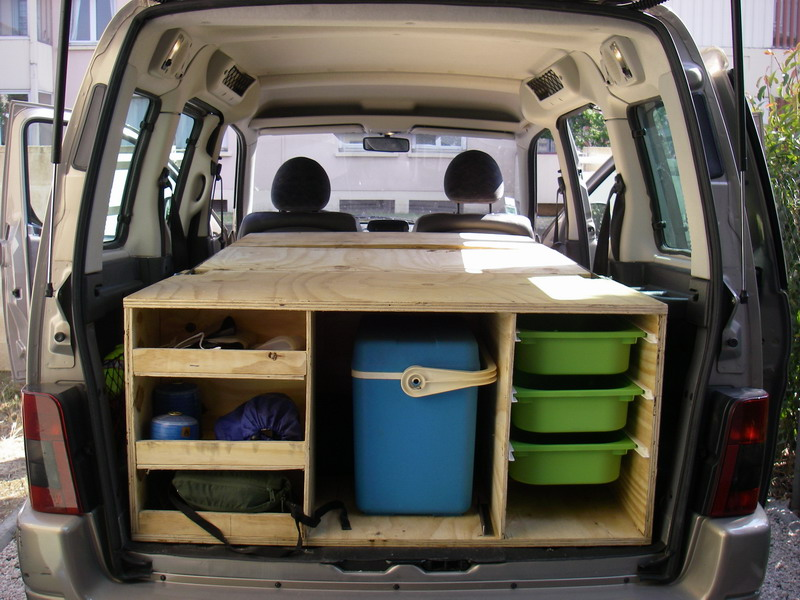 mon mini camping car theflyfisher blog. Black Bedroom Furniture Sets. Home Design Ideas